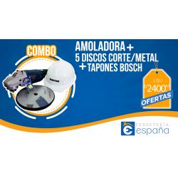 COMBO AMOLADORA